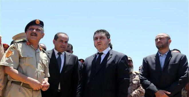 طرابلس على إيقاع التوتر بين فجر ليبيا وحكومة فايز السراج