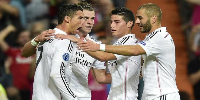 بالفيديو..ريال مدريد يكتسح إشبيلية برباعية