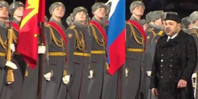زيارة الملك لموسكو