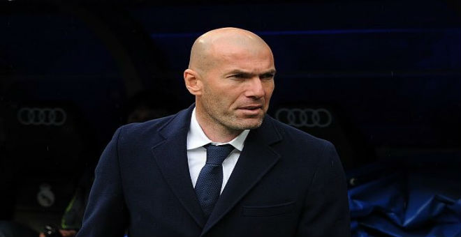 زيدان: خروج ريال مدريد قد يغير كل شيء
