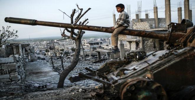هل تتجه القوى الغربية نحو تقسيم سوريا؟