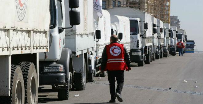 الأمم المتحدة: نظام الأسد بمنع دخول اللوازم الطبية للبلدات المحاصرة