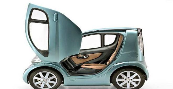 بالصور.. أصغر سيارة في عالم المحركات