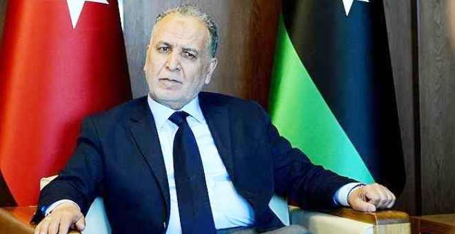 بنك ليبيا المركزي في ملتقى النيران
