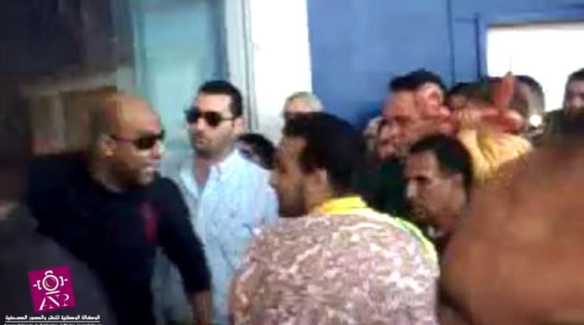 بالفيديو : فوضى وتدافع في افتتاح متجر ايكيا بالدارالبيضاء