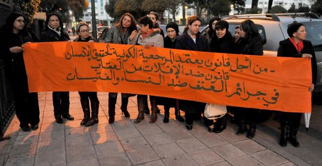 جمعية  مغربية تعلن رفض مشروع قانون محاربة العنف ضد النساء