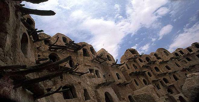 قصر كاباو .. معلمة ليبية خالدة