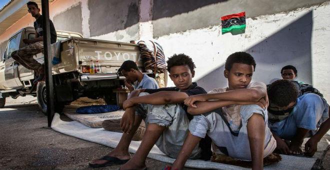 قلق أوروبي متنام من أن تصبح ليبيا نقطة عبور للمهاجرين بالآلاف
