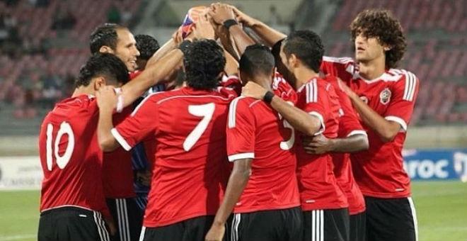 منتخب ليبيا يسحق ساوتومي وينذر الأسود