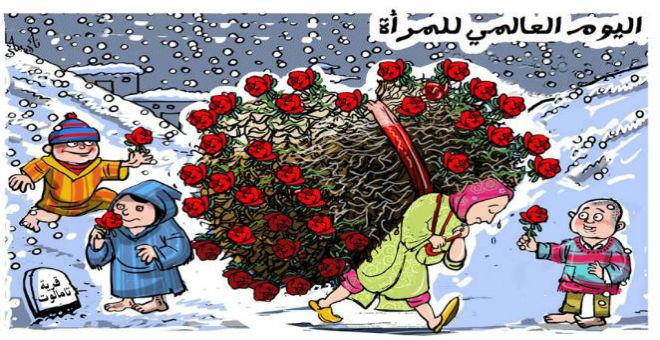 قضية المراة المغربية