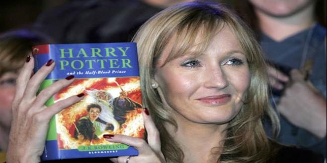 """مؤلفة """"هاري بوتر"""""""