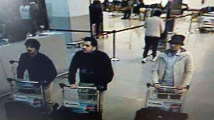 الشرطة البلجيكية تنشر صورة مشتبه به في الهجمات الارهابية