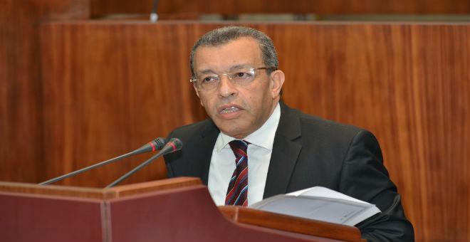 وزير المالية الجزائري يدافع عن خيار الاستدانة