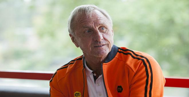 عاجل. وفاة يوهان كرويف أسطورة كرة القدم الهولندية