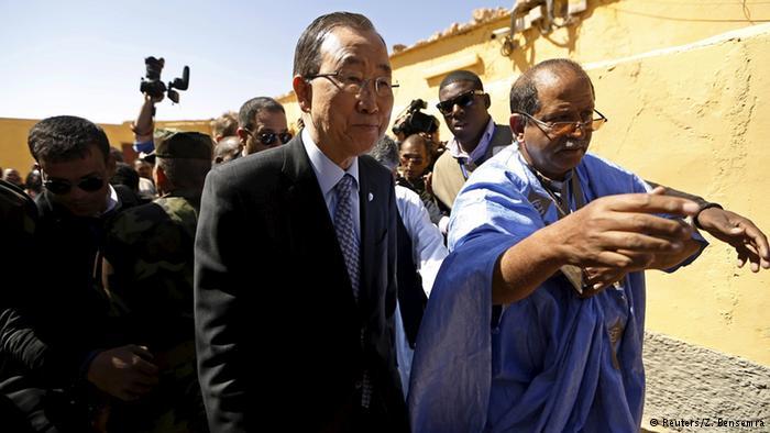 المغرب يكشف الأسباب الحقيقية لخلافه مع بان كي مون