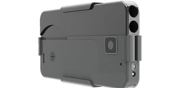 مسدس على شكل هاتف ذكي يثير قلق المجتمع الأمريكي