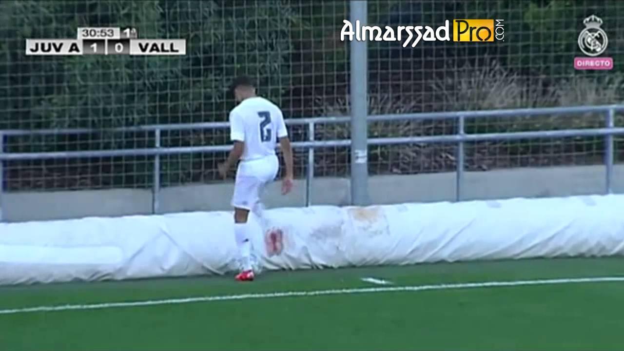بالفيديو..مهارات أشرف حكيمي نجم ريال مدريد