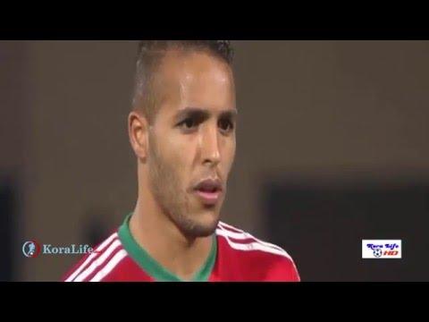 بالفيديو.. هدفي يوسف العربي في شباك الرأس الأخضر