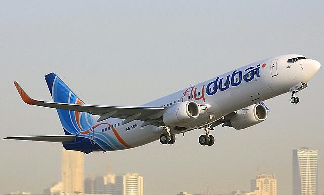 مصرع 62 شخصا في حادث تحطم طائرة إماراتية بروسيا