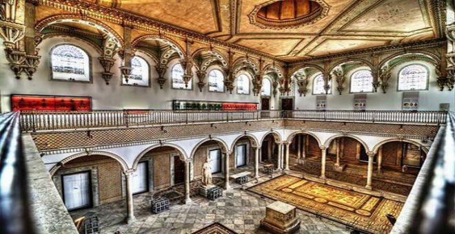 متحف باردو..قطع تختزل عشرات آلاف السنين