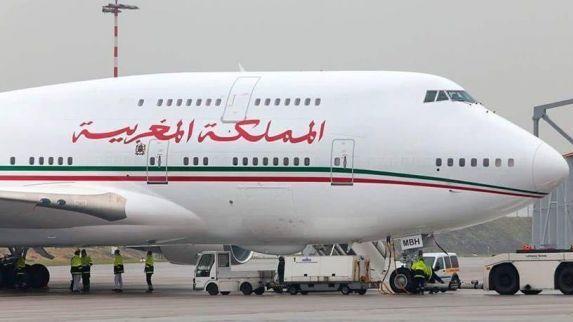 بالصور. شاهد كيف تبدو الطائرة الخاصة للملك محمد السادس من الداخل