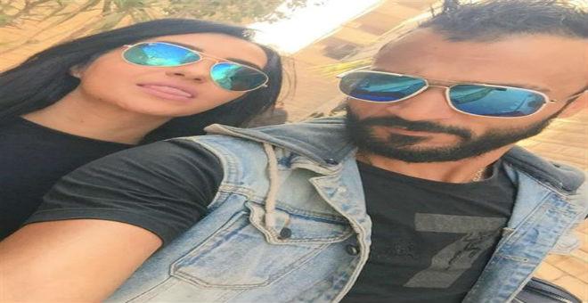 اللاعب المصري ابراهيم سعيد يتزوج للمرة الرابعة من شابة مغربية