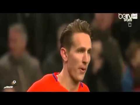 بالفيديو.. فوز فرنسا على هولندا (3-2)