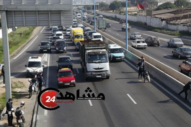 وزارة النقل تستعين بالمواطنين لضبط هذه المخالفات