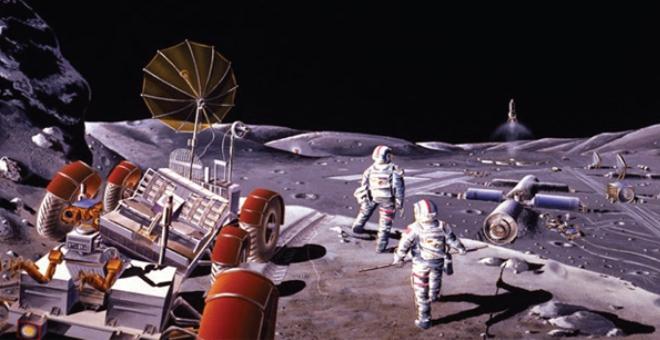 قريباً.. فلل للأثرياء على القمر مقابل 10 مليارات دولار