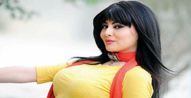 تتويج المغربية مريم حسين ملكة جمال فنانات الخليج