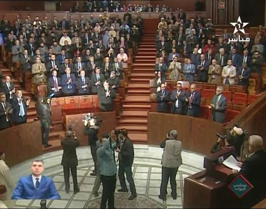 بالفيديو: يحدث الآن.. البرلمان المغربي كما لم تشاهده من قبل