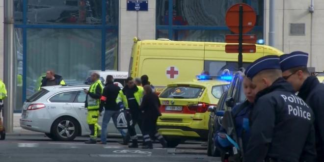 اعتداءات بروكسل