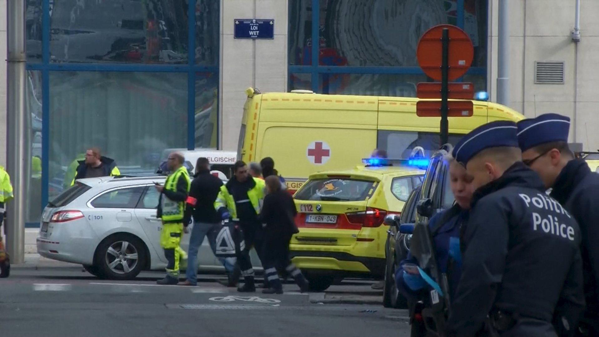 عاجل. مصرع مغربية ثانية في اعتداءات بروكسل وفقدان ثلاثة آخرين