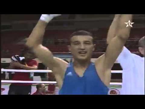 تأهل 6 ملاكمين مغاربة إلى أولمبياد البرازيل