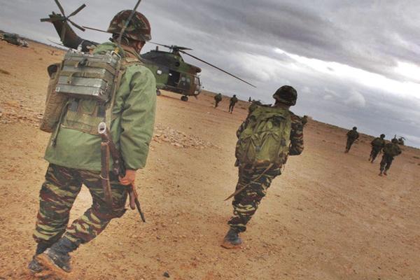 الجيش المغربي ضمن أقوى الجيوش في العالم لسنة 2016