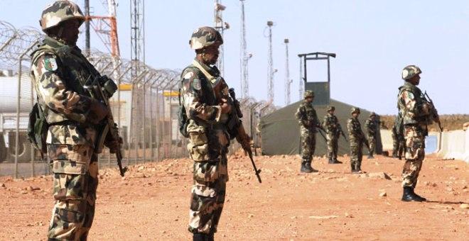 تسجيلات صوتية تثبت استهداف القوات الجزائرية أرهابيي ورهائن عين أميناس!!