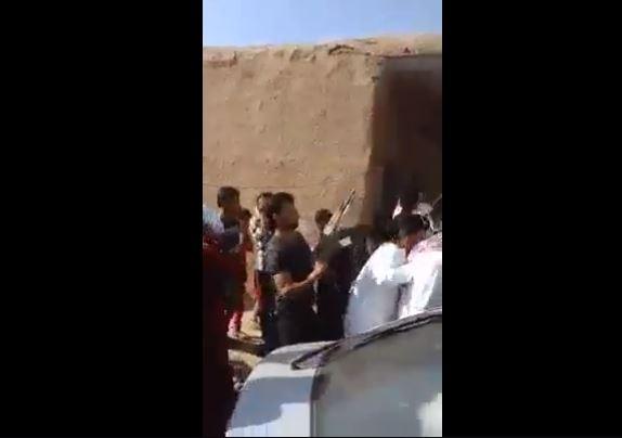 بالفيديو : طلقات نارية في الزفة تودي بحياة عريس في يوم زفافه