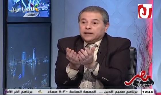 بالفيديو .. كلام توفيق عكاشة حول مؤامرة الأمم المتحدة على المغرب