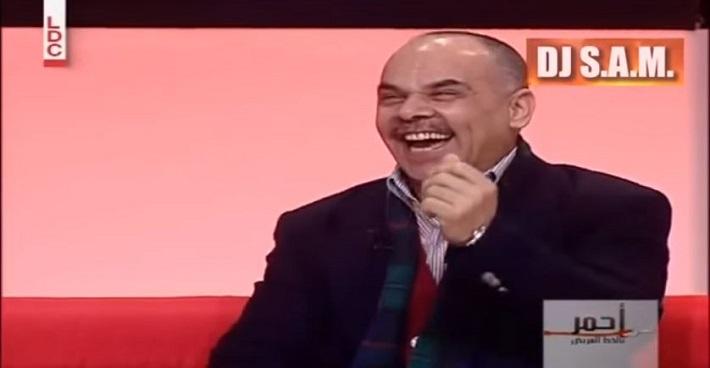 بالفيديو : أغرب الضحكات ببرنامج أحمر بالخط العريض