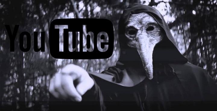 5 قنوات مريبة وغامضة على يوتيوب