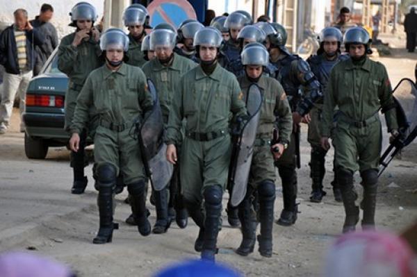 عاجل. مواجهات دامية بين الطلبة القاعديين وقوات الأمن بفاس!