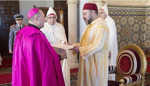 الملك محمد السادس يستقبل عددا من السفراء الجدد المعتمدين بالرباط