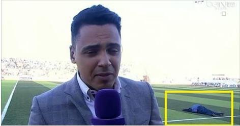 فيديو طريف: عضو جامعي يحتفل بطريقته الخاصة بعد الفوز المنتخب المغربي على الرأس الأخضر