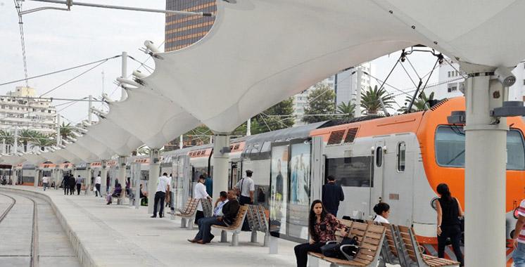 ONCF يعتمد مخطط نقل خاص بأسفار العودة من العطلة الشتوية