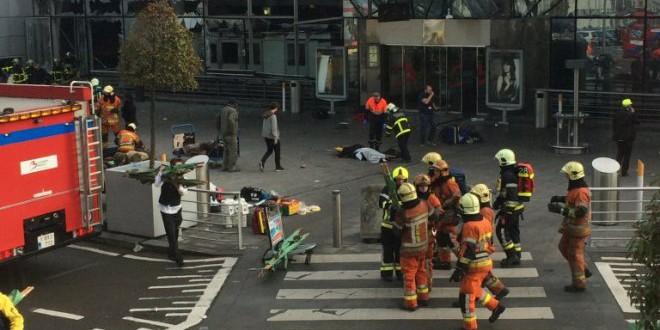 تفجيرات بروكسيل
