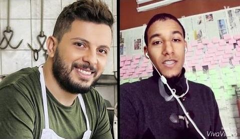 الشيخ سار يستغل حدث وفاة أم حاتم عمور ليدعوه للتوبة