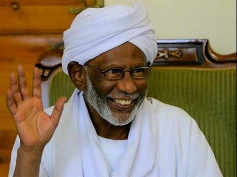 الزعيم السوداني المعارض الترابي في ذمة الله