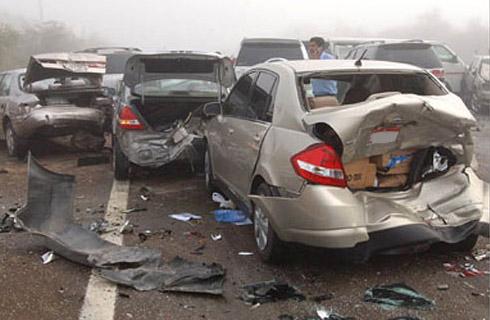 17 قتيلا و1360 جريحا في حوادث السير خلال أسبوع!