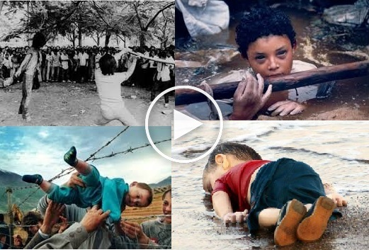 بالفيديو: أكثر 10 صور صدمت العالم على مر التاريخ