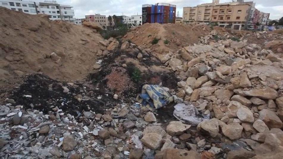بالفيديو: هذا هو المكان الذي عثر فيه على الطفل المغتصب والمدفون حياً بالدار البيضاء